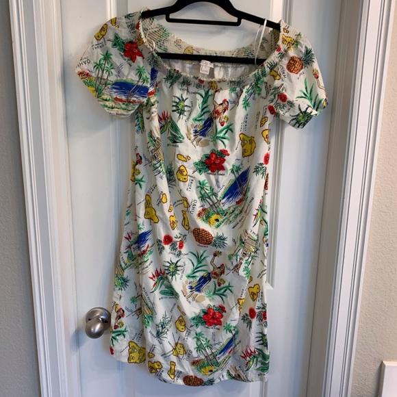 J. Crew Dresses & Skirts - J. Crew Hawaiian Print Dress